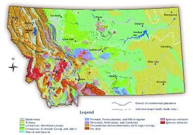 Montana geology