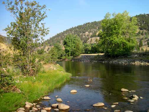 Boulder River