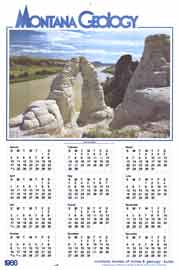 Eye of the needle, 1988 calendar