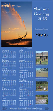MBMG 2015 Calendar